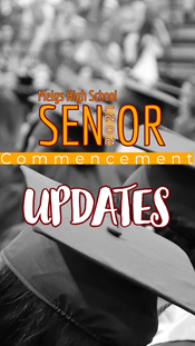 commencement ceremony updates
